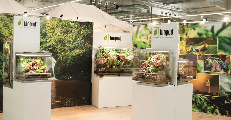 Biopod wystawa