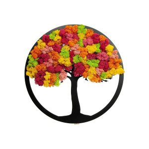 Dekoracja Drzewlko Szczęścia  kolor 40cm